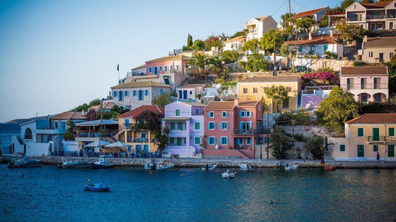 Greece-Village